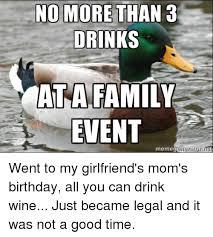 Advice Mallard Meme Generator - 25 best memes about family drinking and advice animals