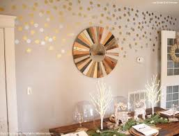 100 gold dot wall decals kids room design latest trend of