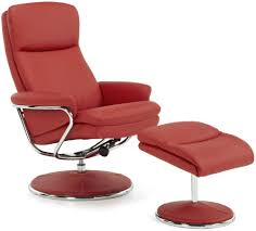 Red Leather Chair Fancy Red Leather Recliner Chair About Remodel Outdoor Furniture