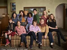 Seeking Episode Cast Roseanne 2018 All You Need To About The Reboot Daily Mail