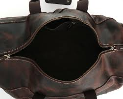 leather travel bags images Nathan leather travel bag denali leather goods jpg