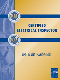 certified electrical inspector electrical wiring test assessment