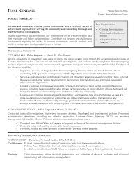 Police Officer Resume Sample by Warrant Officer Resume Free Resume Example And Writing Download