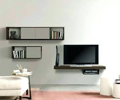 wall mounted av cabinet wall mounted av cabinet floating stand indoor three shelves mounts