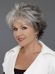 haircuts for women over 50 gray emejing cute hairstyles for women over 50 pictures styles