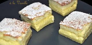 cuisine magique gâteau magique à la vanille facile et pas cher recette sur