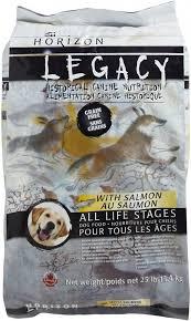 horizon legacy adult grain free salmon dry dog food petflow