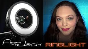 neewer macro ring led light flapjack led ring light beautiful diffused portrait and macro