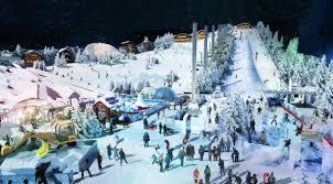 snow park oman park world theme park amusement park