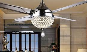 Ceiling Fans With Chandeliers Wonderful Chandelier Ceiling Fan Combo Dining Room Home