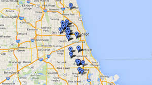 Chicago Police District Map by 6 Dead 27 Wounded In Chicago Weekend Shootings Nbc Chicago