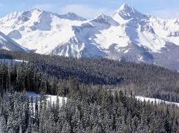 Telluride Colorado Map by Skiing In Telluride