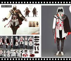 Ezio Halloween Costume Assassins Creed Quality Sizes Halloween Costume