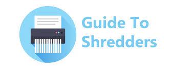 guide to shredders ebuyer blog