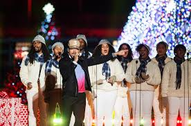 chance the rapper rock the white house tree lighting
