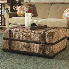 Vintage Trunk Coffee Table Coffee Tables Rustic Trunk End Table Treasure Chest Coffee Table