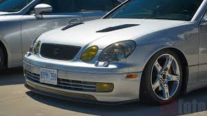 stanced lexus gs400 the garage car enthusiast club now motorcycle friendly