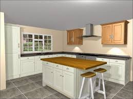 L Shaped Modern Kitchen Designs by Kitchen Design L Shaped Layout Built In Oven Cabinets Interactive