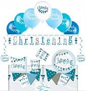 christening decorations boys christening decorations partyworld