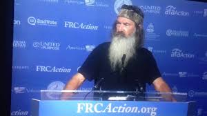how is robertson hair tactical phil robertson baptize donald trump youtube