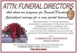 Programs For Funeral Services Funeral Homes Chicago Commercial Insurance Provider Commercial