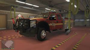Ford Diesel Truck Fires - 2013 ford f350 brush truck gta5 mods com