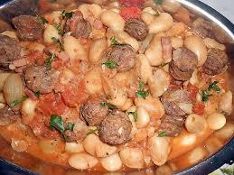 cuisine cor馥nne recettes recette de ragout d haricots a la corse recette corse