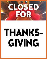 closed thanksgiving day thu nov 23 12am at pinot s palette