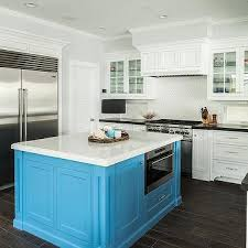 turquoise kitchen island square turquoise kitchen island design ideas