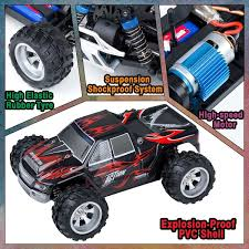 monster truck show madison wi amazon com rc car distianert electric rc car offroad remote