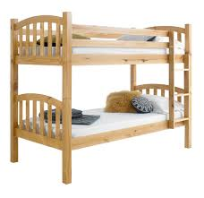 Betternowmcouk American Solid Pine Wood BUNK BED With  X - Solid pine bunk bed