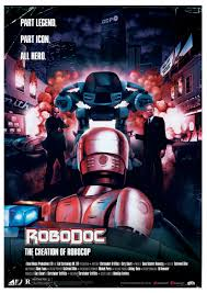 robocop electrocutes himself youtube stay out of trouble and watch the robodoc the creation of robocop