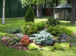 River Rock Landscaping Ideas Garden Design Garden Landscaping Stones Design My Garden Garden