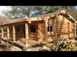 small cabin home wow small log cabin homes youtube