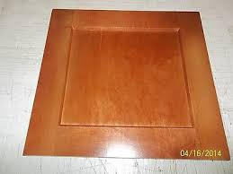 how to stain unfinished maple cabinets 14 1 2 x 28 3 4 shaker cherry stained maple cabinet door kitchen sorrell ebay