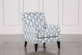 Teal Accent Chair by Paxton Accent Chair Living Spaces