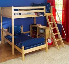 Free Futon Bunk Bed Plans by Bunk Beds Bunk Beds Double Over Queen Twin Over Queen Bunk Bed