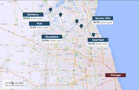 Chicago Demographics Map by Incredible Values Available To Commuters John Burns Real Estate