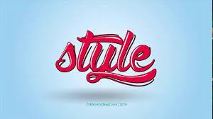 vector typography tutorial illustrator typography tutorials tire driveeasy co