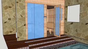sauna room steambath room sauna design youtube