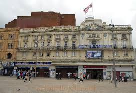 Winter Gardens Blackpool Postcode - the opera house blackpool