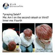 Astaghfirullah Meme - bts muslim memes salah and wudu wattpad