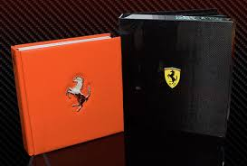 coffee table book publishers hey ferrari fans now you can spend 275 000 on a coffee table book