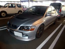 mitsubishi gsr modified file mitsubishi lancer gsr evolution ix mr at night front jpg