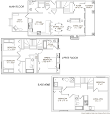 the reddington with finished two bedroom basement suite