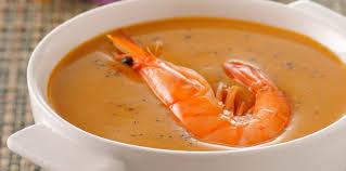 cuisine crevette bisque de crevette au thermomix facile et pas cher recette sur
