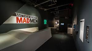 Mad Men Office Matthew Weiner U0027s Mad Men U0027 Museum Exhibit Don Draper U0027s Office