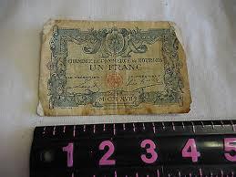 chambre des commerces tarbes chambre de commerce de tarbes 1 franc 1915 4 99 picclick