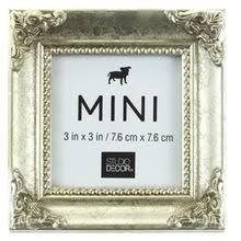 mini tabletop frames