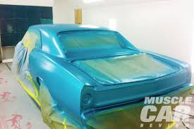1967 chevrolet chevelle acrylic urethane paint job muscle car